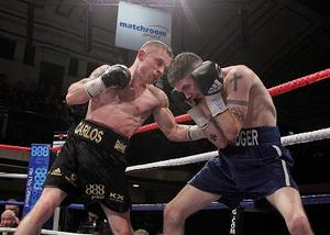 Frampton  moves up to No.6 at super bantamweight