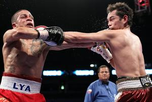 Donaire and Vazquez Jr exchange punches