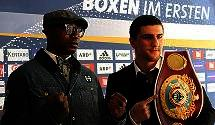 Huck and Afolabi ready for rematch