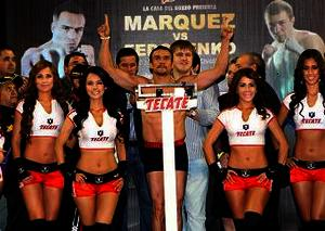 Marquez triumphed In Mexico City
