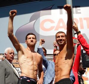 Froch Moves to No.2 at Super middleweight