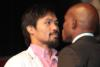 Pacquiao, Bradley Keep It Short At Final Presser