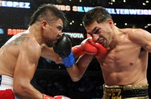 Lopez and Ortiz battle in LA