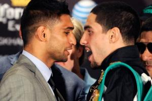 Garcia could go head to head with Khan again
