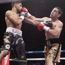 Garcia stopped  Khan in 4