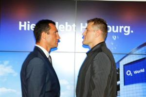 Wach and Klitschko battle on Saturday