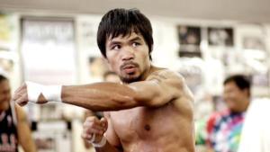 Report: Pacquiao to Meet Marquez On Dec. 8