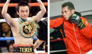 Donaire and Nishioka battle in Carson City