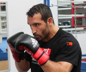 Firat Arslan in training camp
