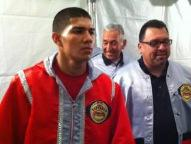 Photo © Espinoza Boxing