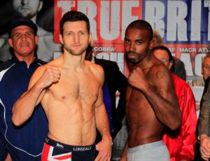 Froch is heavy favorite to beat Mack 