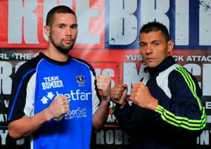 Bellew and Belonti are ready to rumble