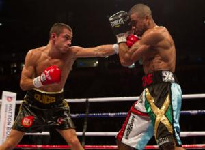 Quigg battle  Munroe 