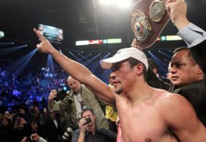 Marquez, Seconds Fighter Of The Year