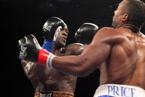 Wilder lands the big punch 