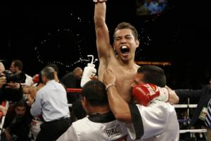 Donaire Knocks Out Arce