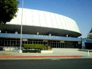 LA Sports Arena - Outside View