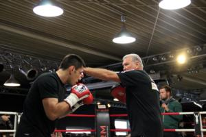 Sturm on the pads with Sdunek