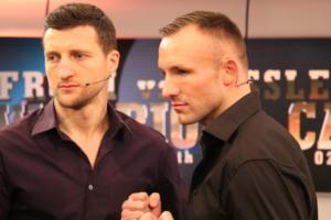 Kessler and Froch face to face once more