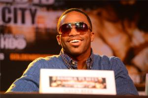 Broner holds court in NY