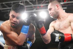 Perez and Hovhannisyan go to battle