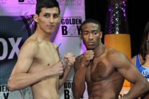 Centeno and Leatherwood face off on Friday