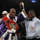 Ageless Hopkins wins light heavyweight title at 48