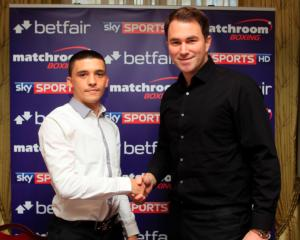 Selby seals the Deal With Hearn (Lawrence Lustig)