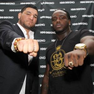 Arreola And Stiverne clash in heavyweight showdown