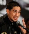 Cocky Garcia Dismisses Matthysse's Chances