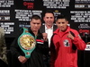 May Day Undercard Final Presser Notes