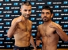 Darchinyan v Gallo Weigh In