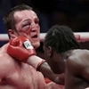 Jones stops Lebedev, wins WBA cruiserweight belt (The Associated Press)