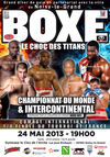 Grant, Takam Ready to Clash In Noisy-le-Grand