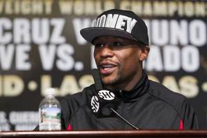Mayweather To Fight Alvarez