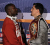 Huck And Afolabi Heats Up At final Presser