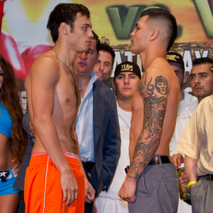 Chavez and  Vera face off