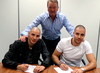 Evangelou brothers sign with Queensbury Promotions