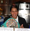 Sanchez Determined To Dethrone Ortiz
