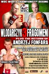 Wlodarczyk vs. Fragomeni Undercard Announced