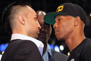 Malignaggi Dominates Judah In Battle For Brooklyn