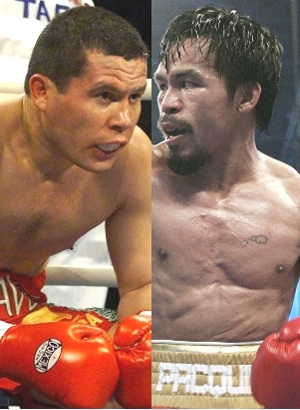 Chavez vs. Pacquiao