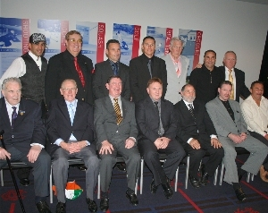 Australian Hall of Fame induction 2009