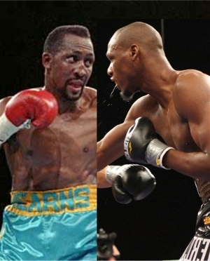 Thomas Hearns vs. Paul Williams