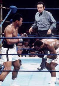 The Ali v Frazier wars took place in the 70s, but Muhammad was truly 'the Greatest' in the 60s
